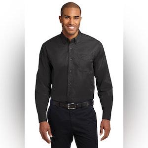 Port Authority Long Sleeve Easy Care Shirt.  S608