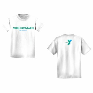 Camp Widji White T-Shirt