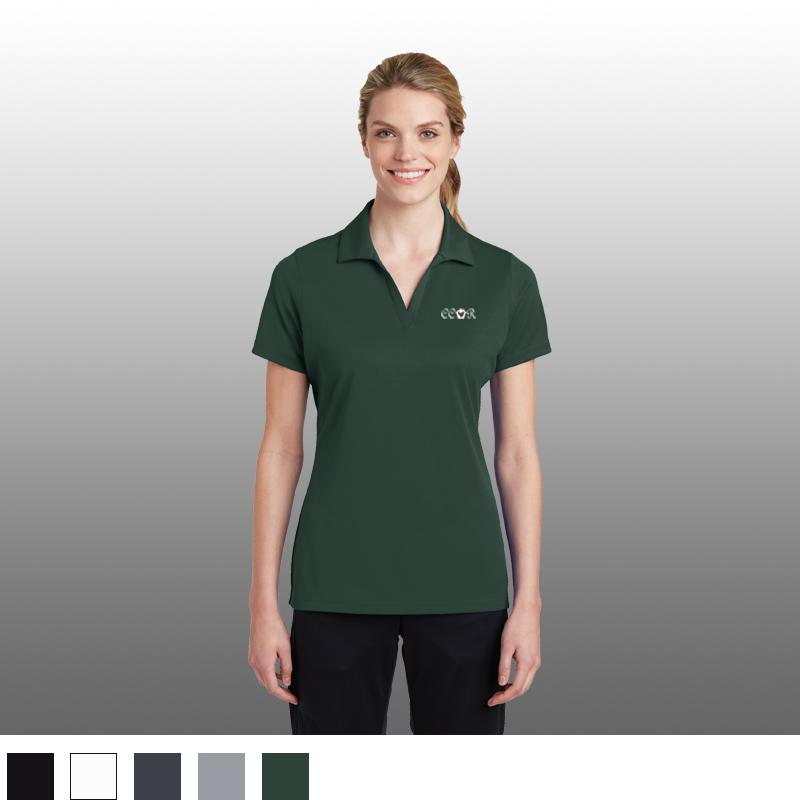 Sport-Tek® Ladies PosiCharge® RacerMesh® Polo