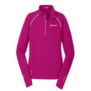 OGIO Ladies Nexus 1/4 Zip Pullover