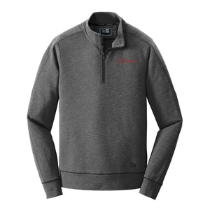 New Era Tri-Blend Fleece 1/4 Zip Pullover
