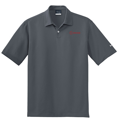 Nike Dri-Fit Pebble Texture Polo -