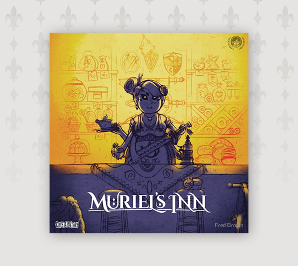 Crystal Story – Muriel's Inn Poster