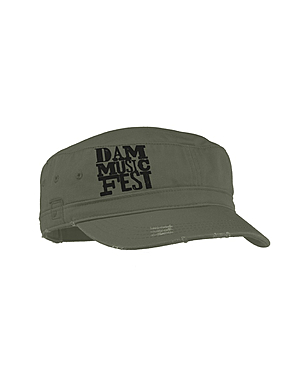 District® - Distressed Military Hat $25.00