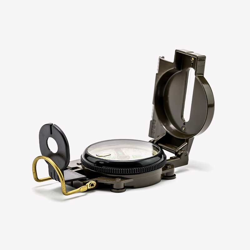 Denal Lensatic Compass