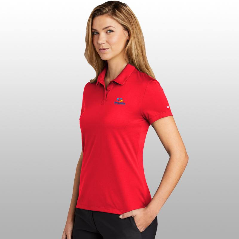 Nike Ladies Dry-FIT Essential Solid Polo Shirt