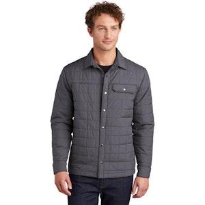 Eddie Bauer Shirt Jacket. EB502