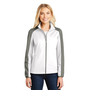Port Authority Ladies Active Soft Shell Jacket. L718
