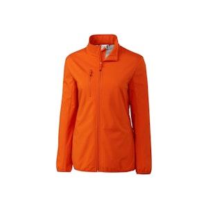 Cutter & Buck Ladies Trail Softshell Jacket. LQO00053