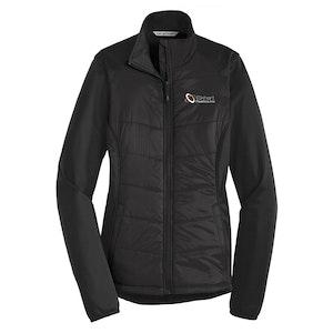 Port Authority Ladies Hybrid Soft Shell Jacket
