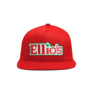 Flat Bill Logo Hat
