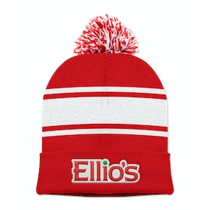 Limited Edition Red Logo Beanie