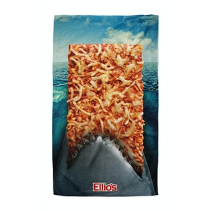Limited Edition Shark Attack Beach Towel