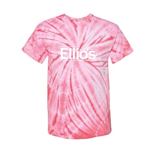 Tie Dye Logo Shirt