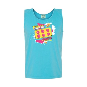 New! - Limited Edition 90's Party Tank Top