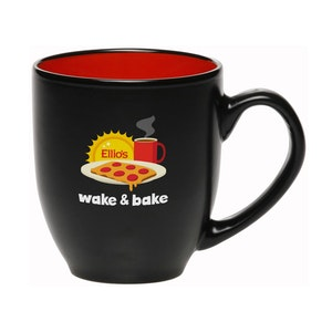 New! - Wake & Bake Mug
