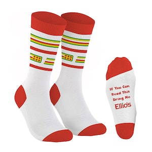 New! - Bring Me Ellio's Socks!