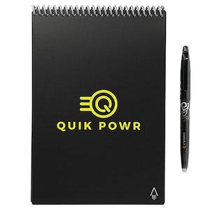 "Rocket Book Executive Flip Notebook-9"" x 6"""