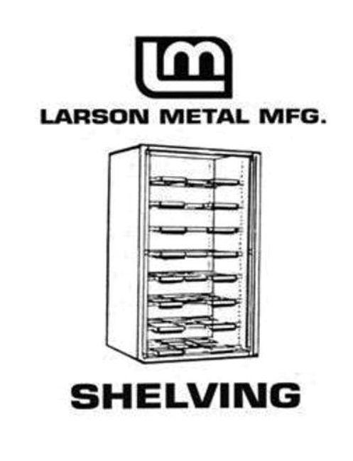 Larson Metals Shelving