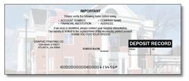 SDB Deposit Book
