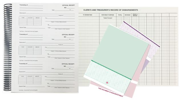 City & Township Forms