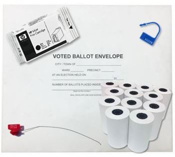 Election Supply Items