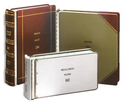 Heritage Record Binders