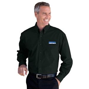 Vantage Blended Poplin Shirt, 1100 1100