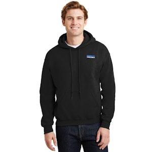 Gildan - Heavy Blend Hooded Sweatshirt.  18500