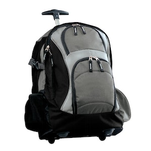 PA Wheeled Backpack.  BG76S BG76S