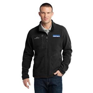 Eddie Bauer® - Wind-Resistant Full-Zip Fleece Jacket. EB230