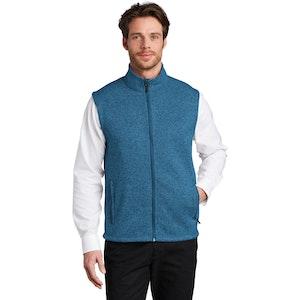 Port Authority  Sweater Fleece Vest F236