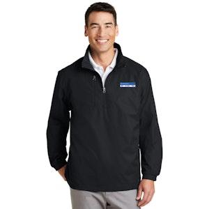 Port Authority® 1/2-Zip Wind Jacket J703