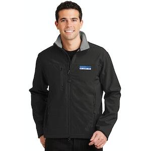 PA Glacier Soft Shell Jacket.  J790