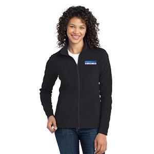 PA Ladies Microfleece Jacket. L223