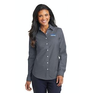 PA Ladies SuperPro Oxford Shirt. L658