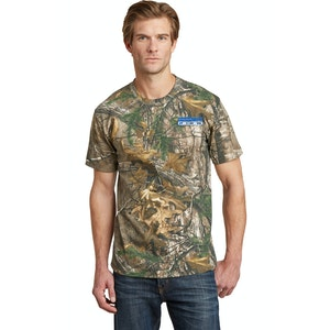 Russell Outdoors - Realtree Explorer 100% Cotton T-Shirt. NP0021R