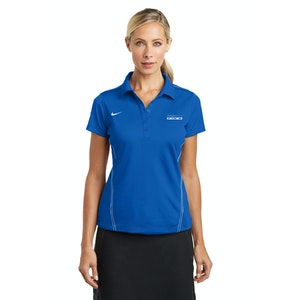 Nike Ladies Dri-FIT Sport Swoosh Pique Polo. 452885
