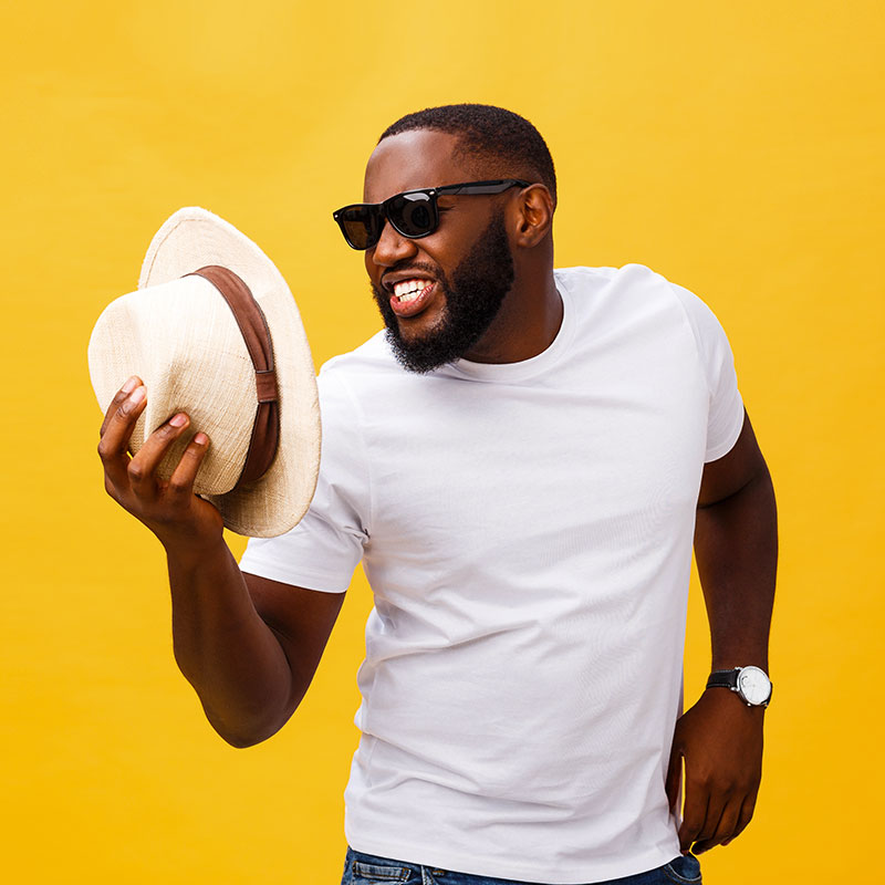 Haute Men's Classic Hat