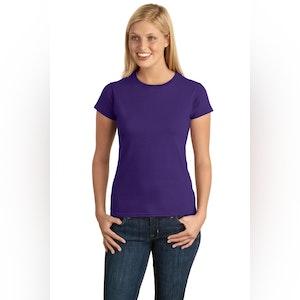 Gildan Softstyle Ladies T-Shirt. 64000L