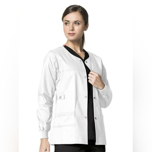 WonderWink WonderFLEX Women's Constance Warm-Up Jacket.  WW8108