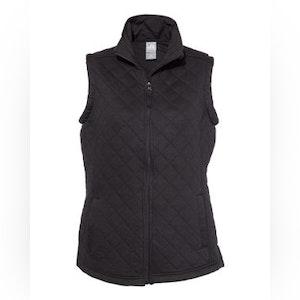 Women's Quilted Full-Zip Vest