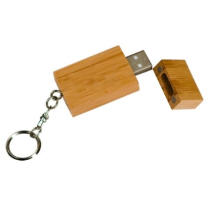 KEYCHAIN USB FLASH DRIVE