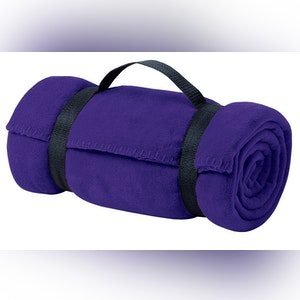 Port Authority - Value Fleece Blanket with Strap.  BP10
