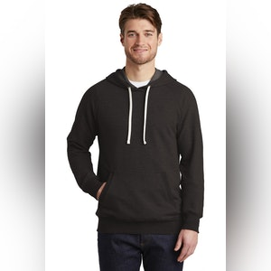District  Perfect Tri  French Terry Hoodie. DT355