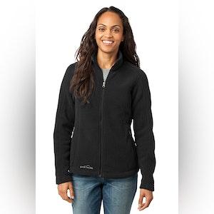 Eddie Bauer - Ladies Full-Zip Fleece Jacket. EB201