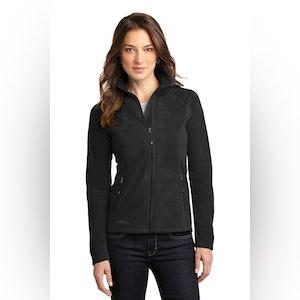 Eddie Bauer Ladies Full-Zip Microfleece Jacket. EB225