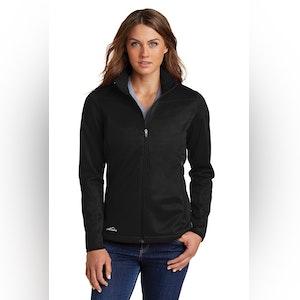 Eddie Bauer Ladies Weather-Resist Soft Shell Jacket. EB539