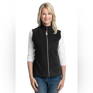 Port Authority Ladies Microfleece Vest. L226