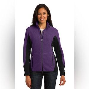 Port Authority Ladies R-Tek Pro Fleece Full-Zip Jacket. L227